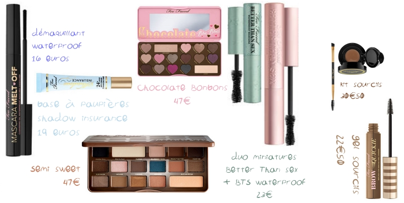 too faced 1