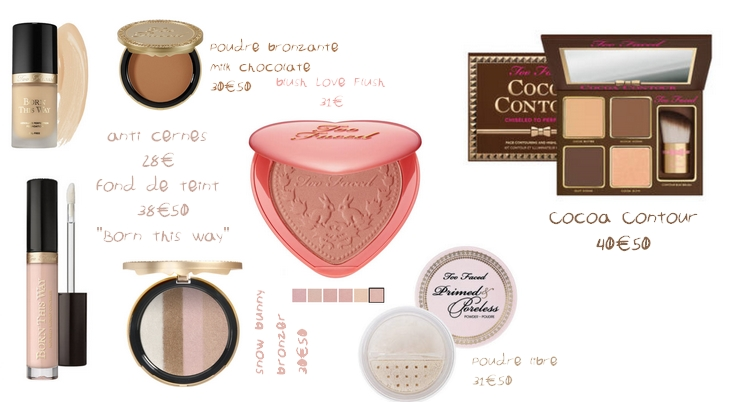 too faced 2